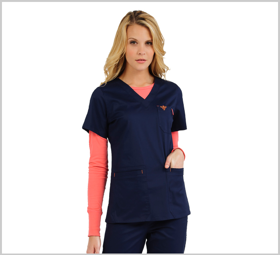 2299513696a Med Couture Scrubs - Enjoy Free Shipping for All Orders Over $50